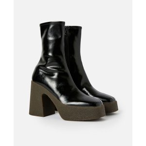 Stella McCartneyWomen's Black Chunky Ankle Boots | Stella McCartney Men