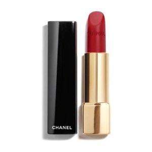 Chanel丝绒口红