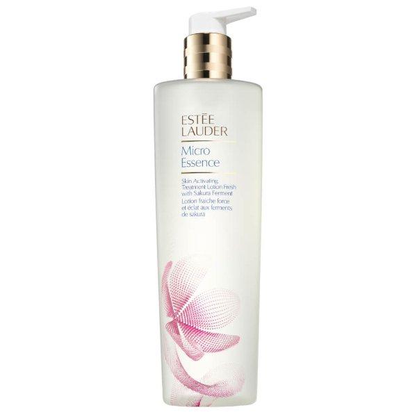 Micro Essence Skin Activating Treatment Lotion Fresh with Sakura Ferment 400ml