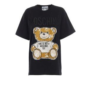 Moschino泰迪熊短袖