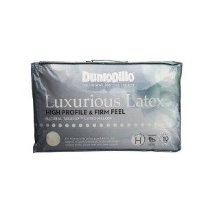 低至4折 史无前例价!超值:Dunlopillo邓禄普 护肩安眠乳胶枕热卖