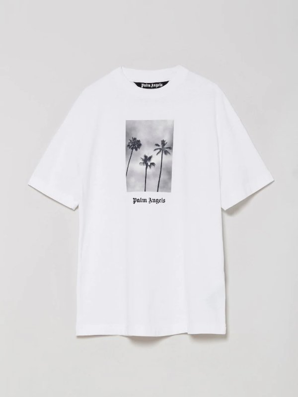 logo 印花T恤