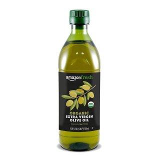 $5.32 健康美味AmazonFresh Organic 特级初榨橄榄油 500 ml