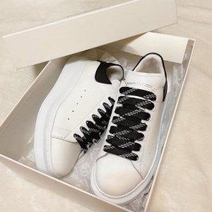 5折起!£295就收小白鞋!Alexander McQueen官网 小白鞋专场 私密大促断货快!