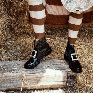 无门槛7折 RV方扣靴参加独家:Tessabit 美鞋直通车 $542收巴黎世家运动鞋