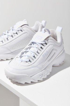 Urban Outfitters FILA Disruptor 2 老爹鞋