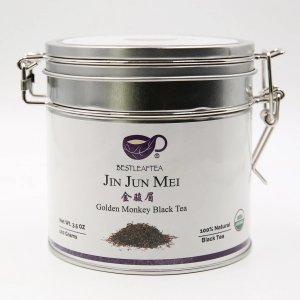 BestleafteaSpring Picked Organic JinJunMei/ Golden Monkey Black Tea