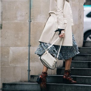 低至2折+额外8折最后一天:Chloe 精选美包美鞋热卖