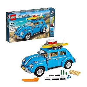 $69.99(原价$99.99) 刷新史低价史低价:LEGO Creator Expert系列 大众甲壳虫 10252