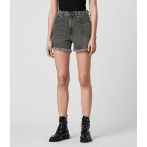 ALLSANTS高腰牛仔裤