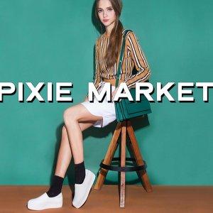 全场8折!Pixie Market 喜迎双十一限时特卖