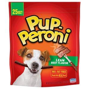 $4.86Pup-Peroni Dog Snacks @ Amazon