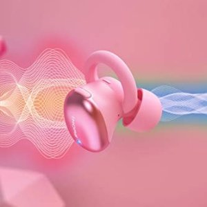 1MORE粉色Stylish 真无线耳豆