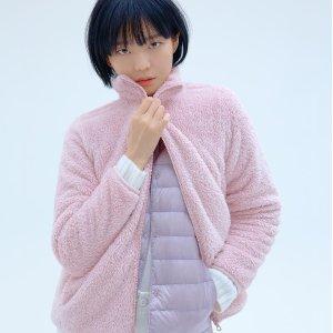 封面$24.5 多色可选Uniqlo摇粒绒外套促销 毛茸茸超柔软