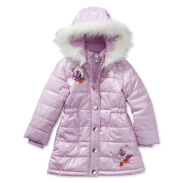 Frozen 2 图案 女童外套