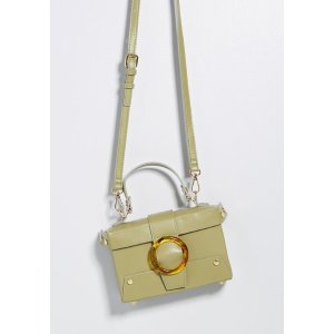 All Squared Away Crossbody Bag