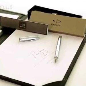 $40.74(原价$77.29)Parker派克 IM Premium 金属钢笔