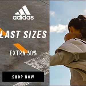 低至5折+额外7折 £9入经典三叶草T白菜价:adidas官网大促  大幂幂、鹿晗同款这里找