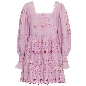 LoveShackFancyFreja cotton minidress