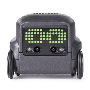 Boxer Interactive A.I. Robot Toy (Black) with Remote Control, For Ages 6 & Up @ Amazon