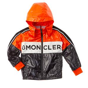 低至4.6折即将截止:Moncler 婴儿到大童码夹克、保暖外套等优惠