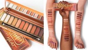 Naked Heat Palette - Urban Decay | Sephora