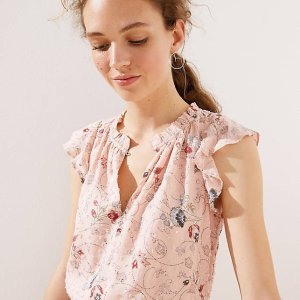All For  $35LOFT Women's Summer Top on Sale