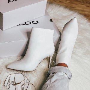 额外7.5折 封面也有Aldo官网 全场美靴限时促销