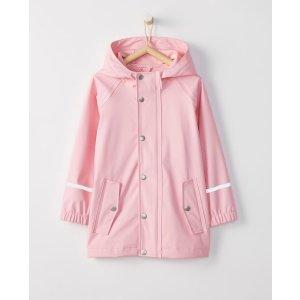 儿童防雨夹克