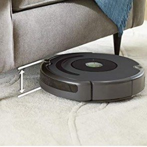 $257 / RMB1718 直邮中美日亚prime day 抢购 iRobot Roomba 642 全自动智能扫地机器人 特价