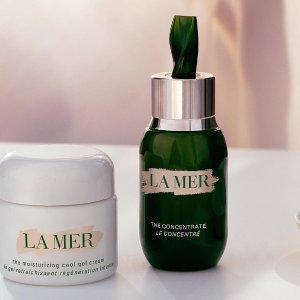 新人8.5折+最高送$750卡+送41好礼La Mer 美妆护肤品热卖 收超值套装
