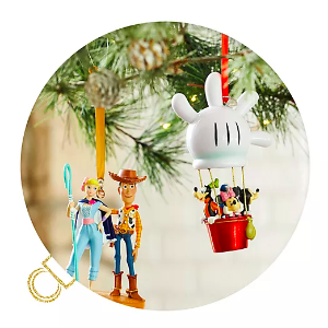 Buy One Get One 50% Off+Free ShippingshopDisney Select Ornaments on Sale