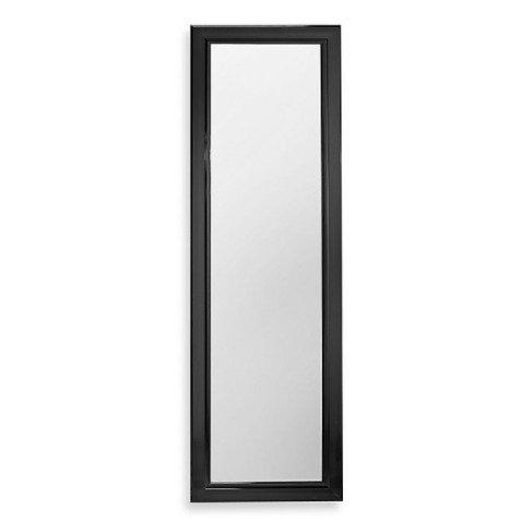 全身镜 16-Inch x 52-Inch 可挂门后