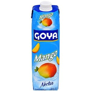 $1.86Goya Foods Prisma Mango Nectar, 33.79 Ounce