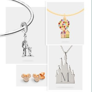 Ending Soon: 25% Off  PANDORA, Alex and Ani, and MoreJewelry & Accessories Sale @ shopDisney
