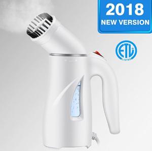 闪购$15.99(原价$20.99)最新版 Homitt 便携蒸汽挂烫机