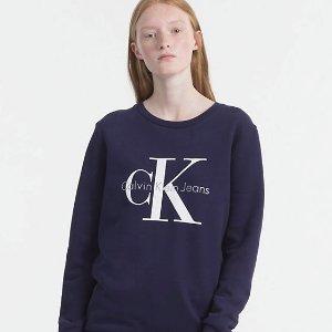 正价6.5折+折扣商品额外7.5折Calvin Klein官网 精选男女服饰热卖