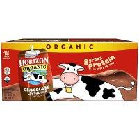 Horizon Organic 低脂有机巧克力奶 8oz 18盒