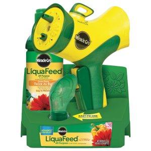 $5.84Miracle-Gro 液体植物肥料 + 水管喷嘴套装