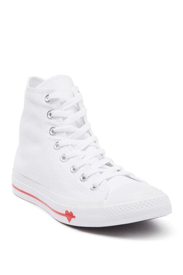 Chuck Taylor All Star 帆布鞋 男女同款
