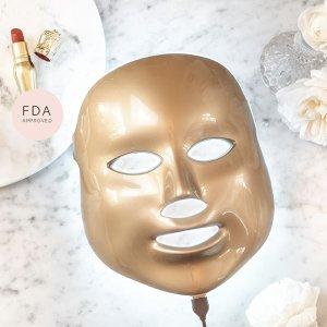 7.2折 $449(原价$625)独家:MZ Skin LED 面膜机 家用光疗护肤好物