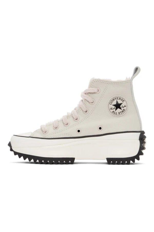 Run Star Hike 加绒运动鞋
