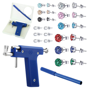 HailiCare Ear Piercing Kit HailiCare Ear Piercing Tool Set