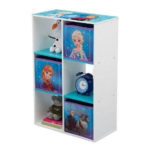DELTADelta Children Frozen Cubby Storage Unit