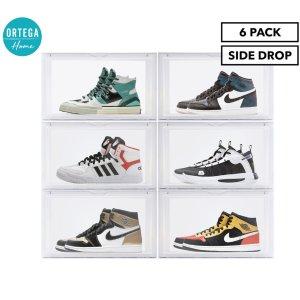 $19起运动鞋收纳盒、展示盒专场