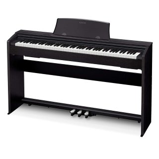 Casio PX770 BK Privia Digital Piano in Black