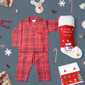 低至5折My 1st Years 圣诞系列服饰、装饰品等促销 定制专属的圣诞用品