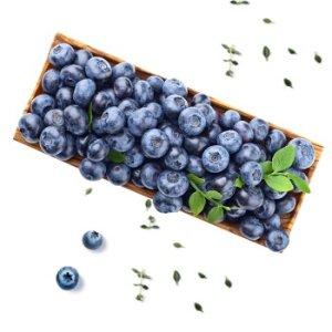 限时热卖到手¥63.9秘鲁进口蓝莓 超大果125g*4盒