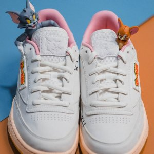 As Low As $28Reebok Tom and Jerry