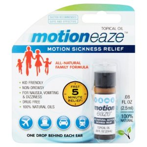 $4.86Motioneaze Motion Sickness Relief Topical Oil, .08 fl oz, 20 application